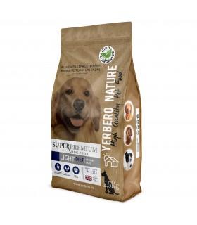 Yerbero NATURE LIGHT DIET comida hipoalergenica para perros 2.5kg