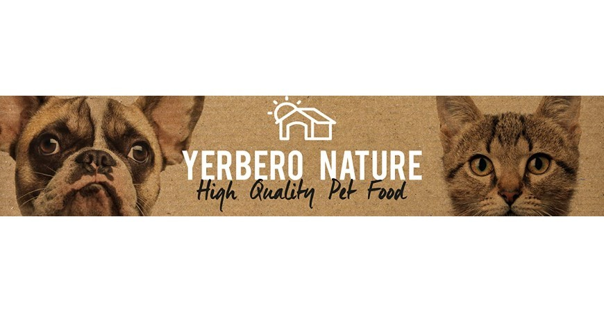 Yerbero Nature, el mejor pienso para tu perro