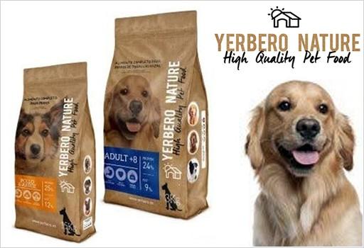 Alimentación Premium perros