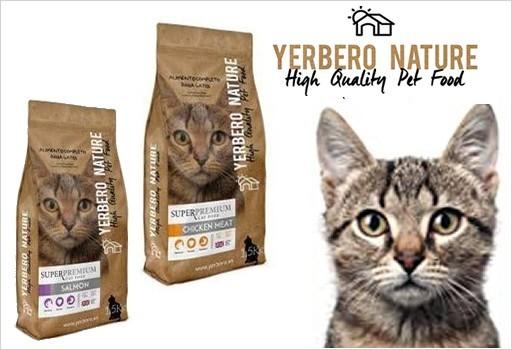 Alimentación para gatos Super Premium
